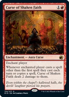 Curse of Shaken Faith