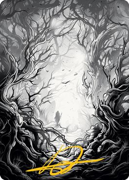 Forest 1 Art Card 81/81