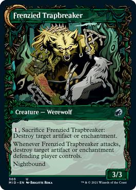Frenzied Trapbreaker