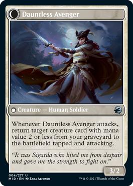 Dauntless Avenger