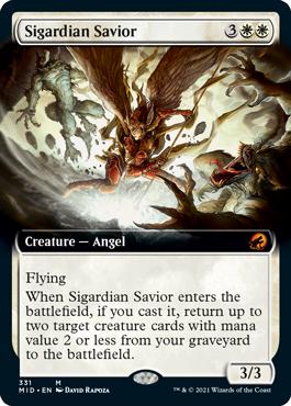 Sigardian Savior