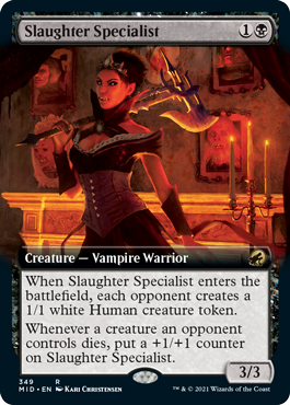 Slaughter Specialist