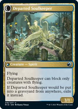 Departed Soulkeeper