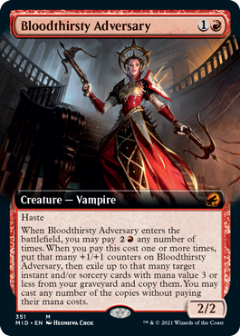 Bloodthirsty Adversary