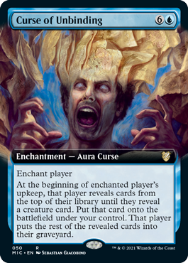 Curse of Unbinding