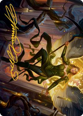 Sigarda, Champion of Light Art Card 68/81