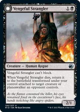 Vengeful Strangler