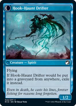 Hook-Haunt Drifter