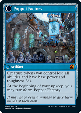 Poppet Factory