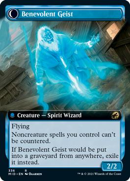 Benevolent Geist