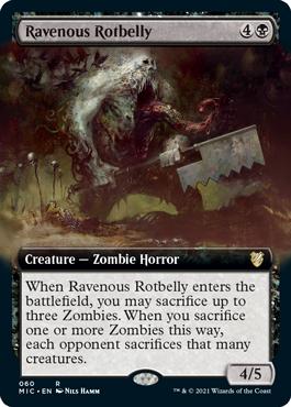 Ravenous Rotbelly