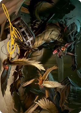 Wing Shredder Art Card 55/81