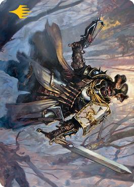 Brutal Cathar Art Card 13/81