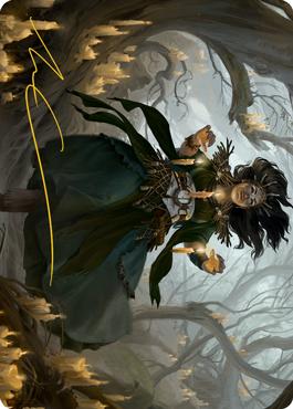 Candlegrove Witch 1 Art Card 15/81