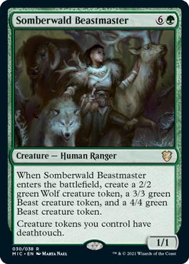 Somberwald Beastmaster