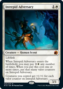 Intrepid Adversary