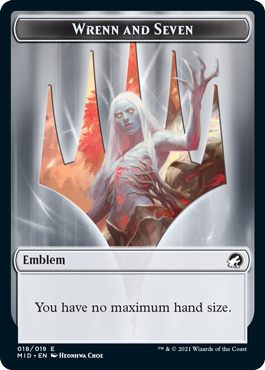 Emblem (Wrenn and Seven)