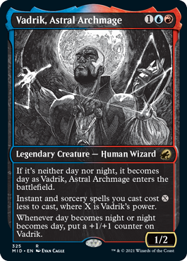 Vadrik, Astral Archmage