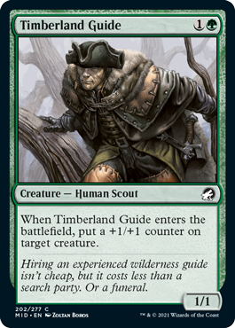 Timberland Guide