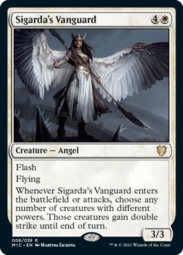 Sigarda's Vanguard
