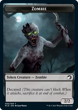 Zombie (decayed)