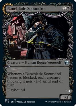 Baneblade Scoundrel