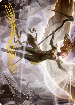 Sigarda's Splendor Art Card 19/81
