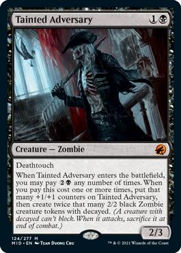 Tainted Adversary