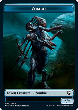 Zombie (blue)