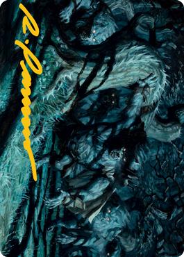 Unnatural Moonrise Art Card 70/81