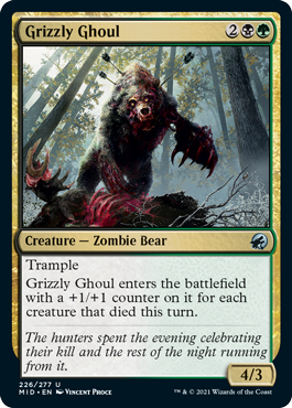 Grizzly Ghoul