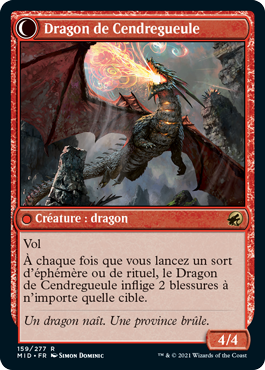 Dragon de Cendregueule