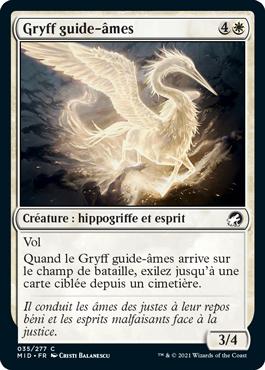 Gryff guide-âmes