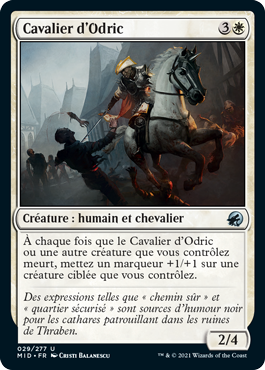 Cavalier d'Odric