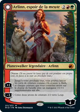 Arlinn, espoir de la meute
