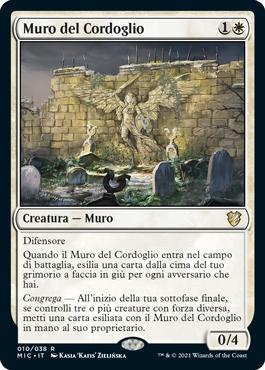 Muro del Cordoglio