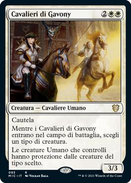 Cavalieri di Gavony