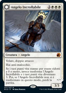 Angelo Incrollabile