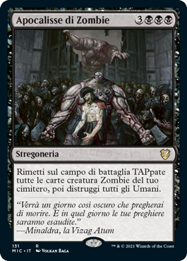 Apocalisse di Zombie