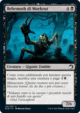 Behemoth di Morkrut