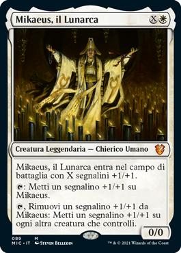 Mikaeus, il Lunarca