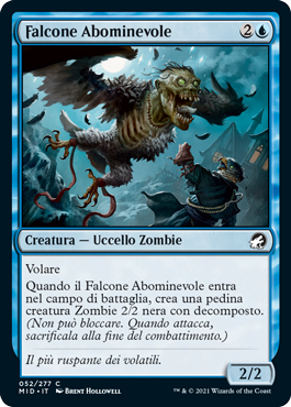 Falcone Abominevole