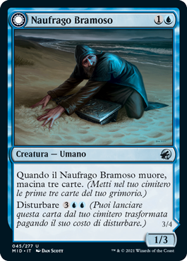 Naufrago Bramoso