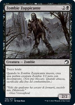 Zombie Zoppicante