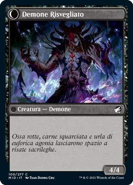 Demone Risvegliato