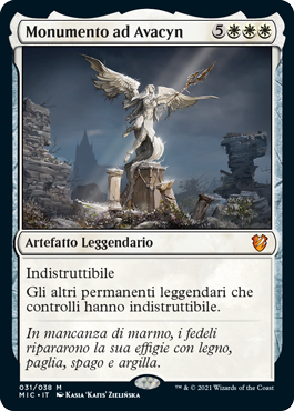 Monumento ad Avacyn