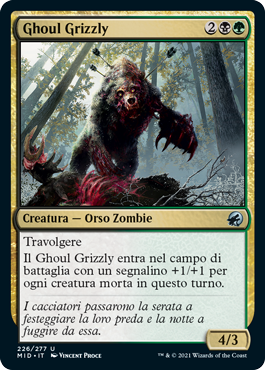 Ghoul Grizzly