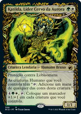Katilda, Líder Cervo da Aurora