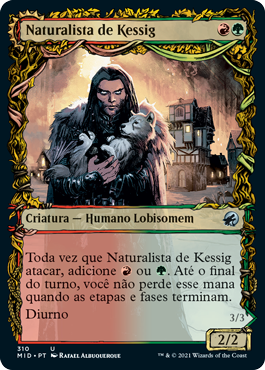 Naturalista de Kessig