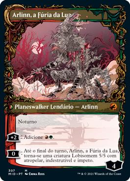 Arlinn, a Fúria da Lua